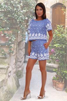 Новинка: летний костюм с шортами Натали