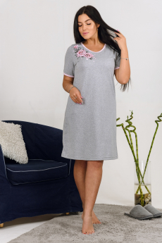 Новинка: свободная ночная сорочка Натали